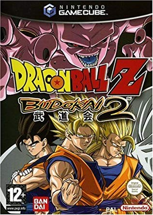 dragon ball z budokai 2 gamecube