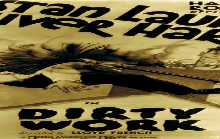 Laurel et Hardy - Les Ramoneurs ( 1933 ) Remastérisé VF