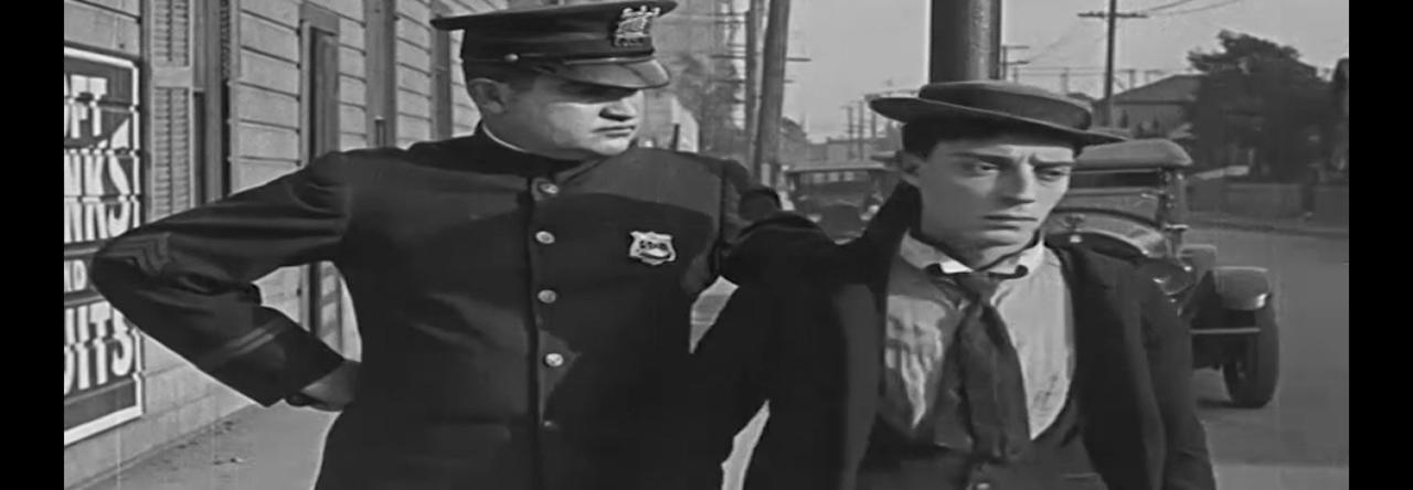 Malec l'Insaisissable - The Goat ( 1921 ) Buster Keaton - Remastériser - VOSTFR