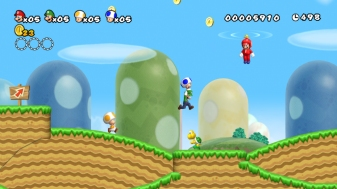 New Super Mario Bros. Wii (3)