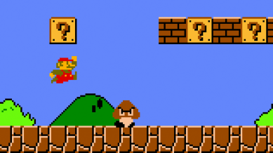 super mario bros NES (1)
