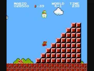 super mario bros NES (2)