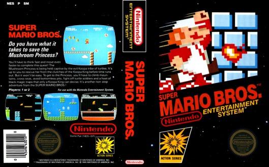 super mario bros NES (4)