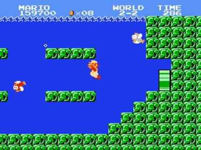 super mario bros NES (6)