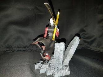 Figurine Dracule Mihawk one piece 4