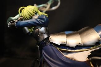 Figurine Saber fate stay night 3