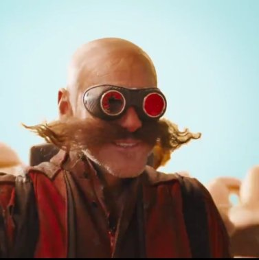 scientifique fou Robotnik film
