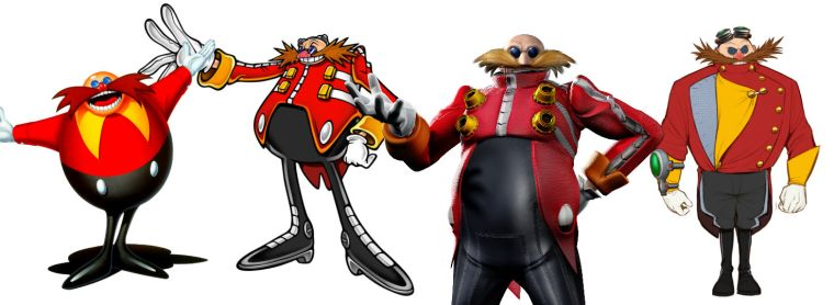 scientifique fou Robotnik
