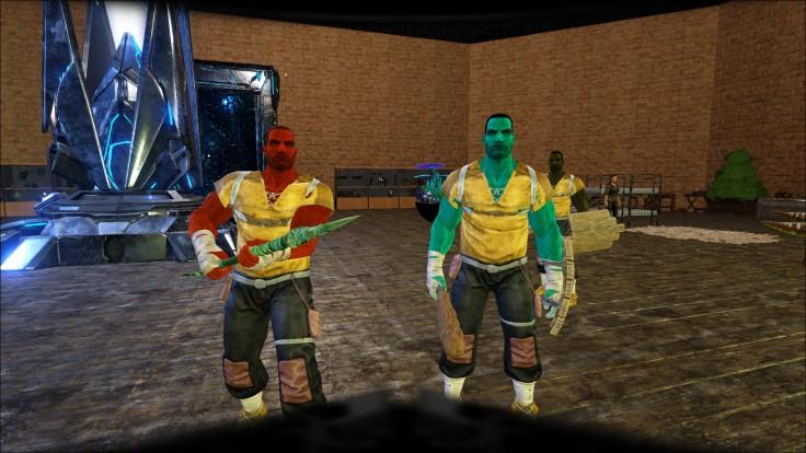 ARK Survival Evolved Hulk Et Helboy