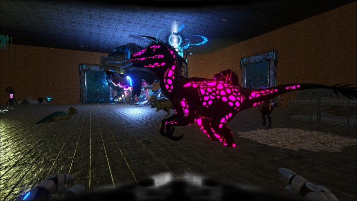 ARK Survival Evolved Spinoraptor 03