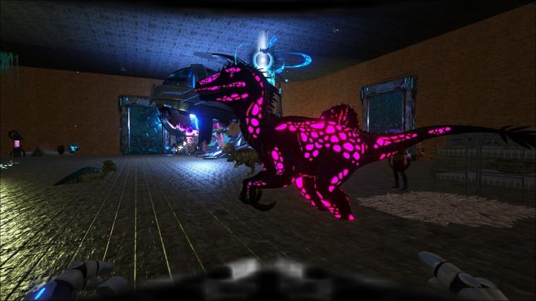 ARK Survival Evolved Spinoraptor 03