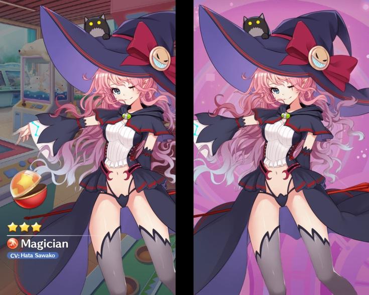 Girl X Battle 2 - Magician 0