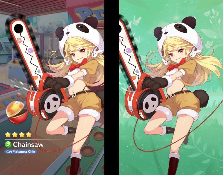 Girls X Battle 2 - Chainsaw
