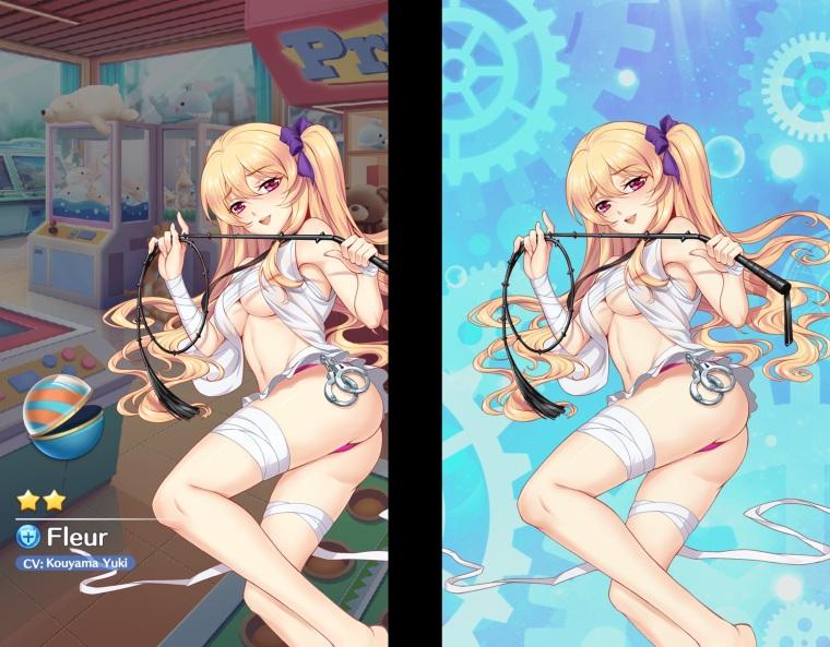 Girls X Battle 2 - Fleur