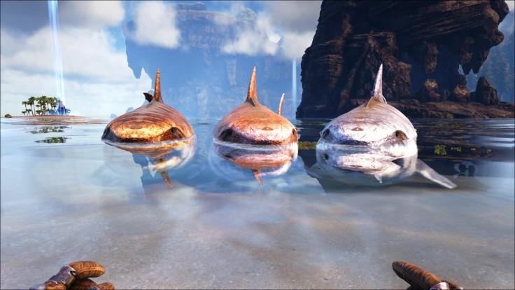 Ark Survival Evolved - Bande De Requin