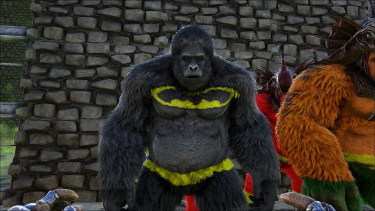 Ark Survival Evolved Gigantopithecus Batman
