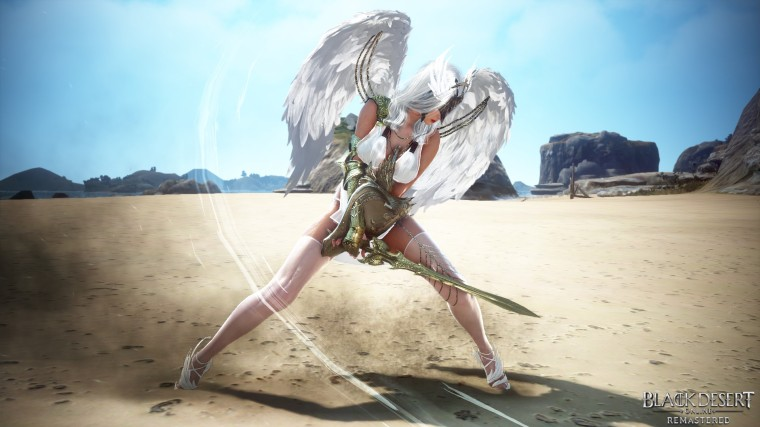 Black Desert Online - Entrainement rigoureux 3