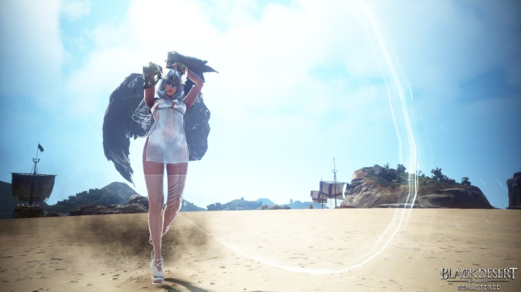 Black Desert Online - Entrainement rigoureux 4