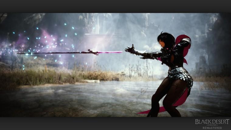 Black Desert Viens à moi mon épée 2