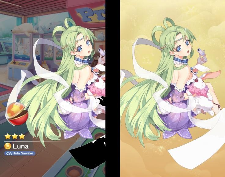 Girls X Battle 2 - Luna