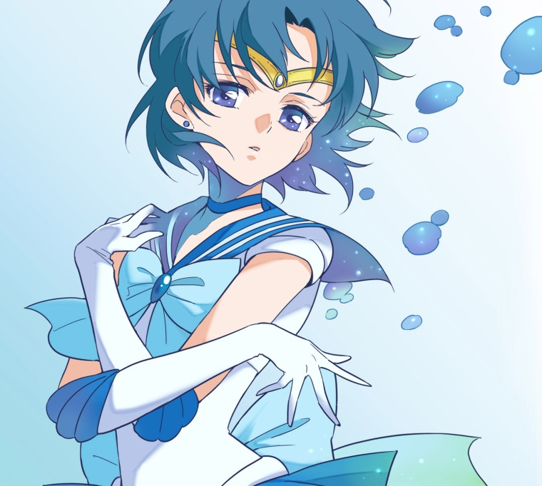 Sailor Moon - Sailor Mercury