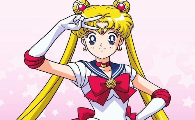 Sailor Moon - Sailor Moon