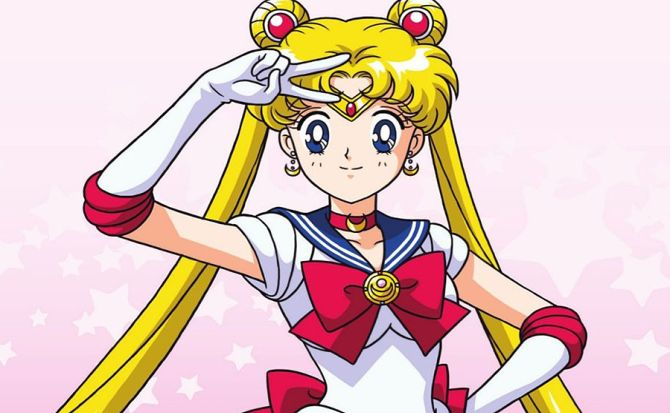 Sailor Moon - Sailor Moon