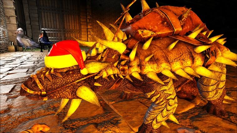 Ark Survival Evolved C'est Noël