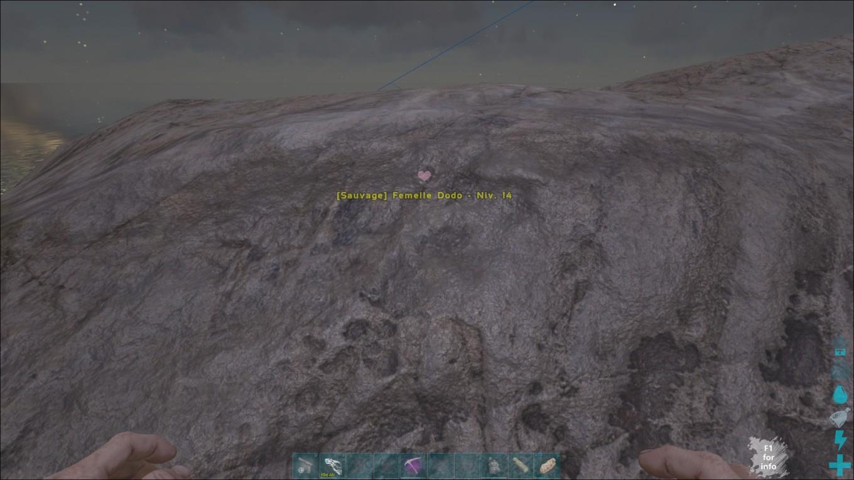 Ark Survival Evolved - Un Caillou Dodo
