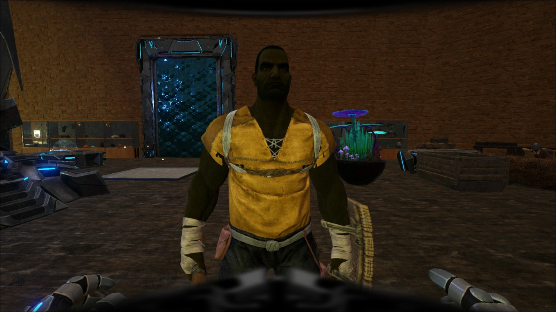 Ark Survival Evolved - Yellow Pnj