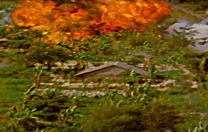 Les Traces Cachées - La Guerre Du Viêtnam