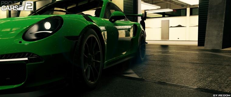 Project Cars 2 Porsche 911 RS