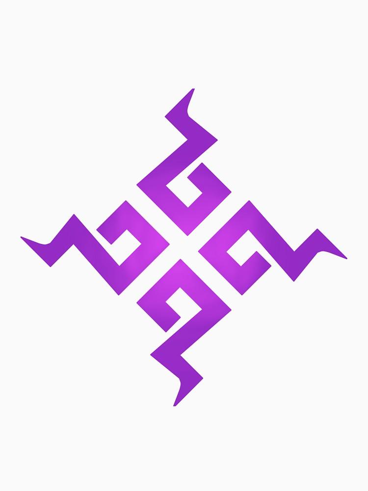 Black Desert Online Logo Sorcière 01 RENDER PNG