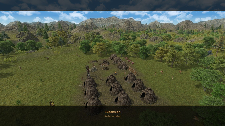 Dawn Of Man - Pallier Atteint - Expansion