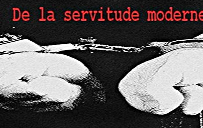 De la Servitude Moderne