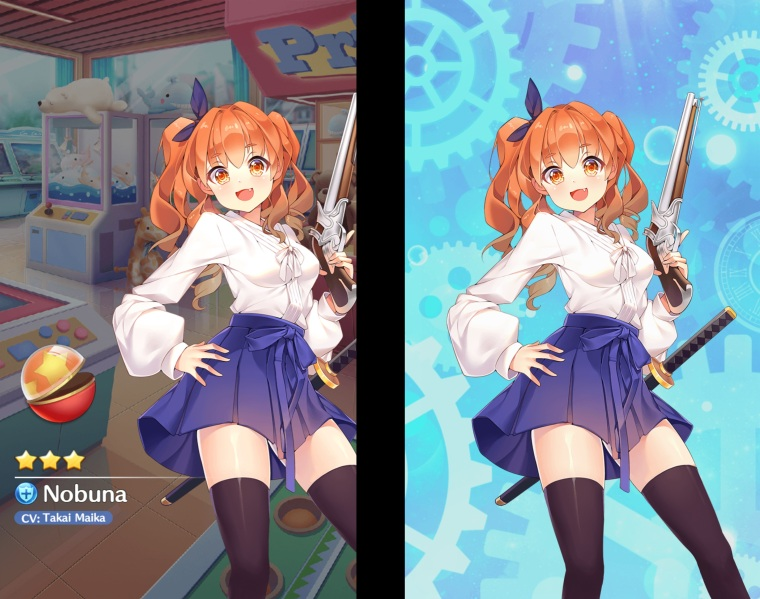 Girls X Battle 2 - Nobuna