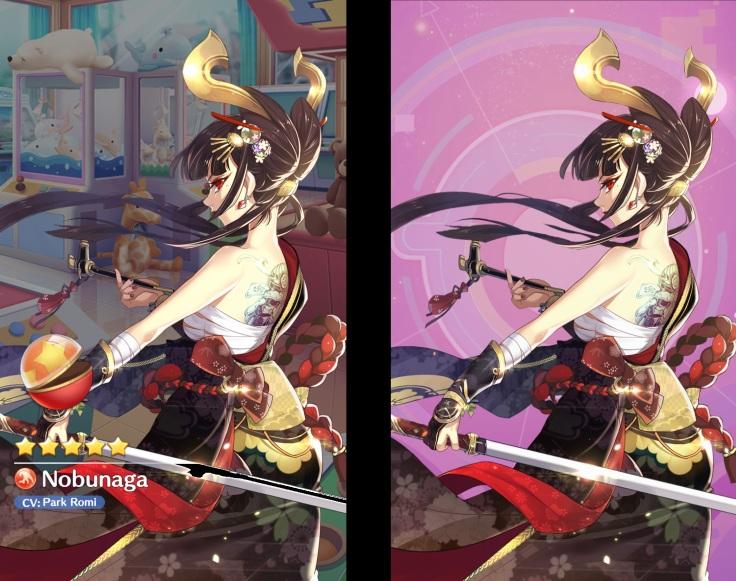 Girls X Battle 2 - Nobunaga