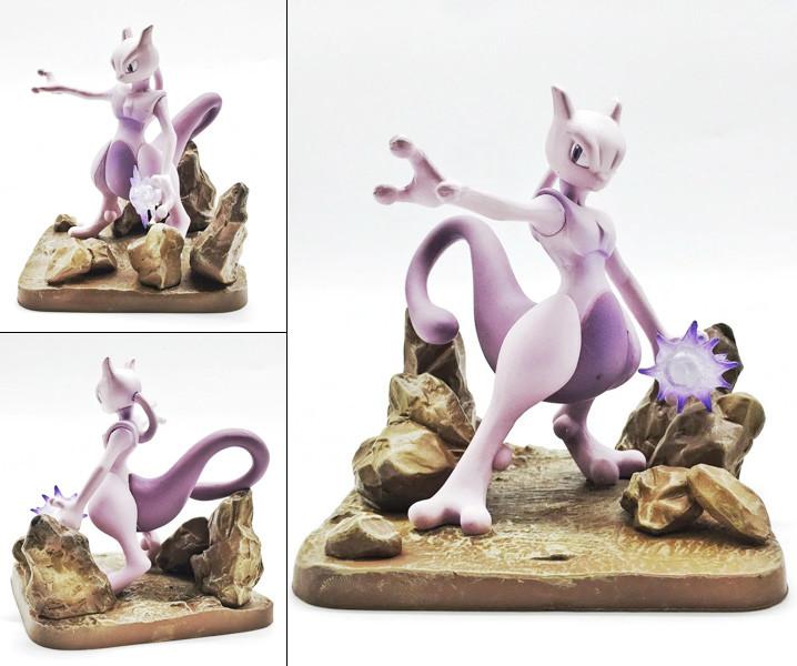 POKÉMON GO - Figurine Mewtwo