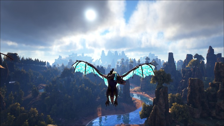 Ark Survival Evolved - Wyvern