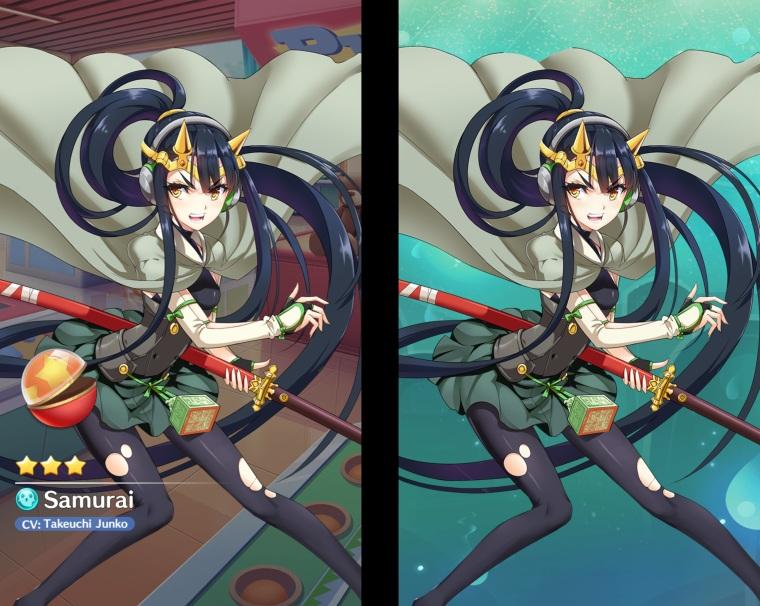 Girls X Battle 2 - Samurai