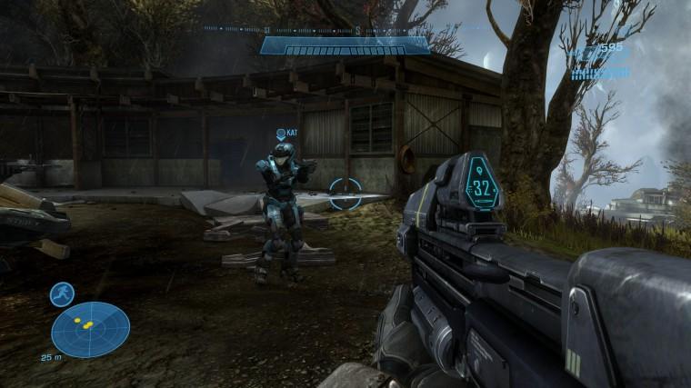 Halo Reach - Kat