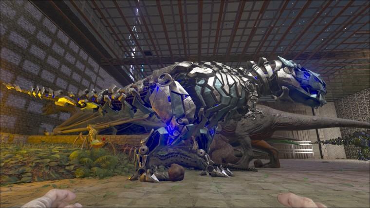 Ark Survival Evolved - Rex Tek