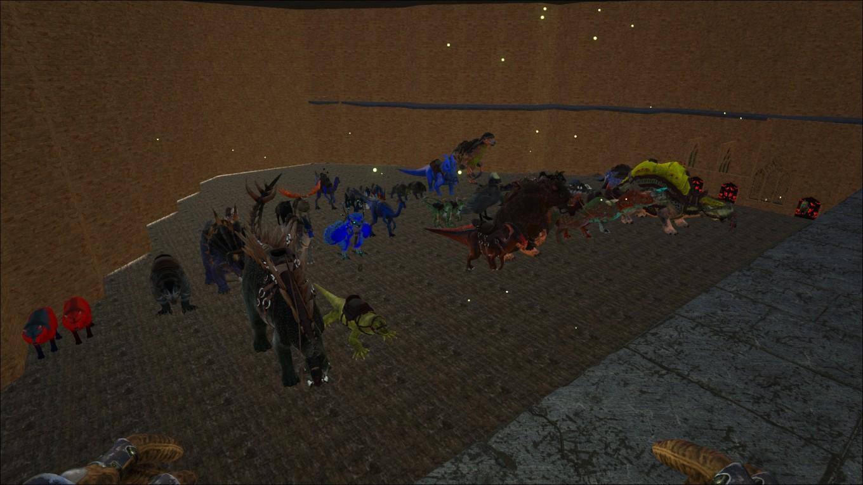 Ark Survival Evolved - Collection De Dino