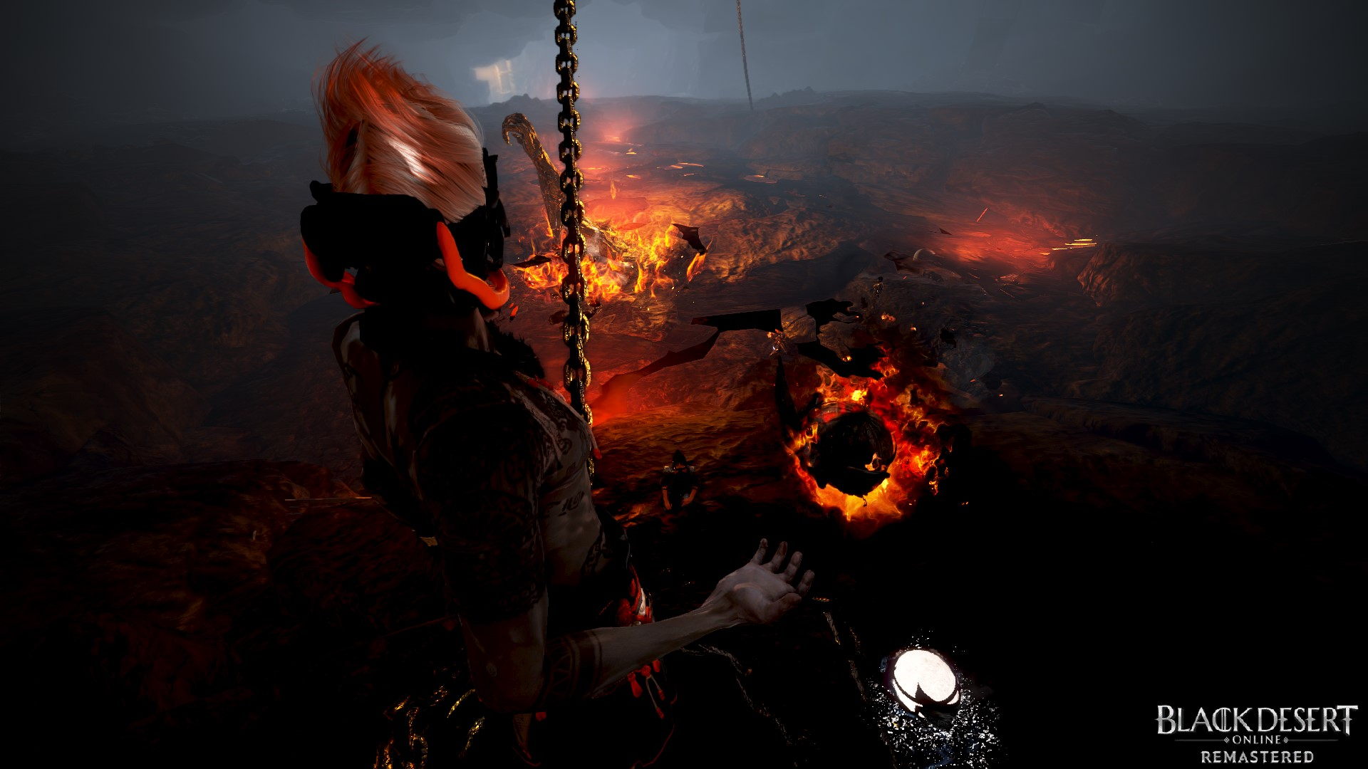 Black desert online - Invocation !