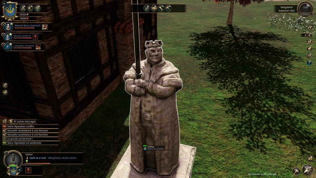 The Guild 3 - La Statue Du Souverain