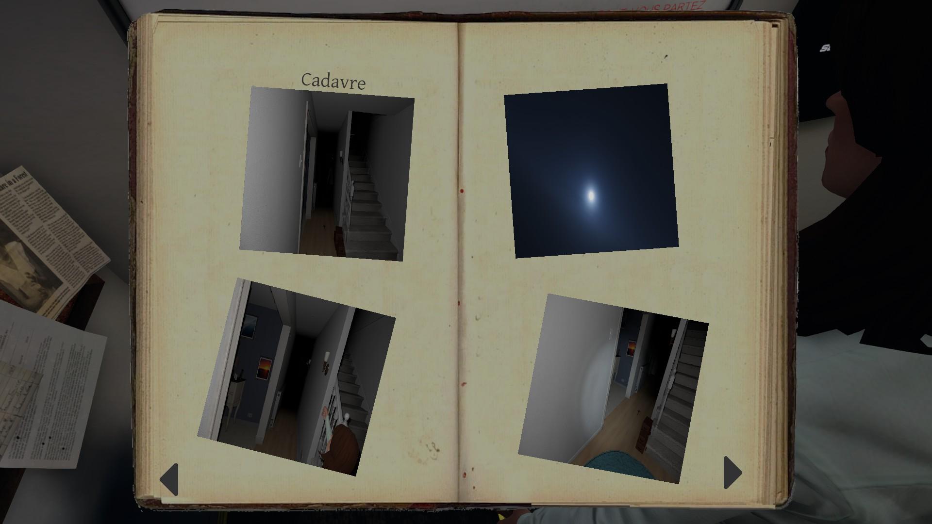 Phasmophobia - Photos Dans Le Livre