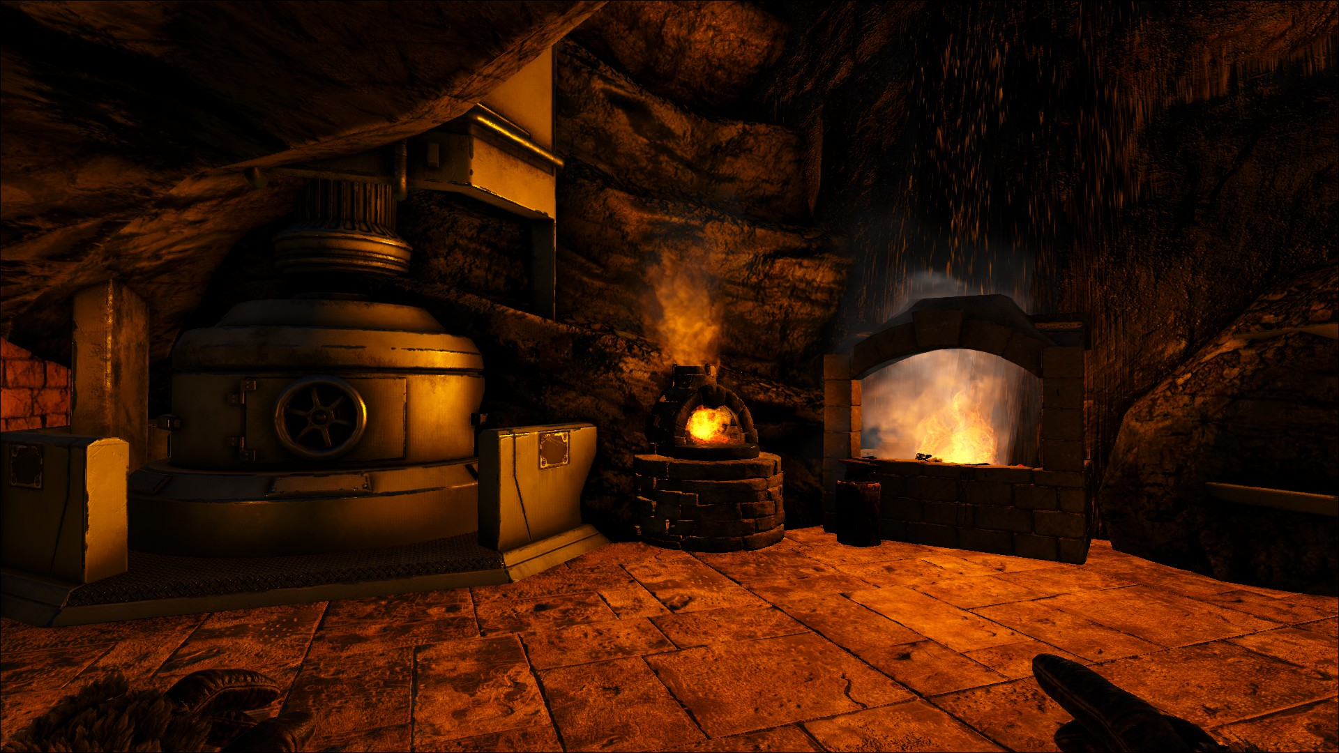 Ark Survival Evolved - Les Forges