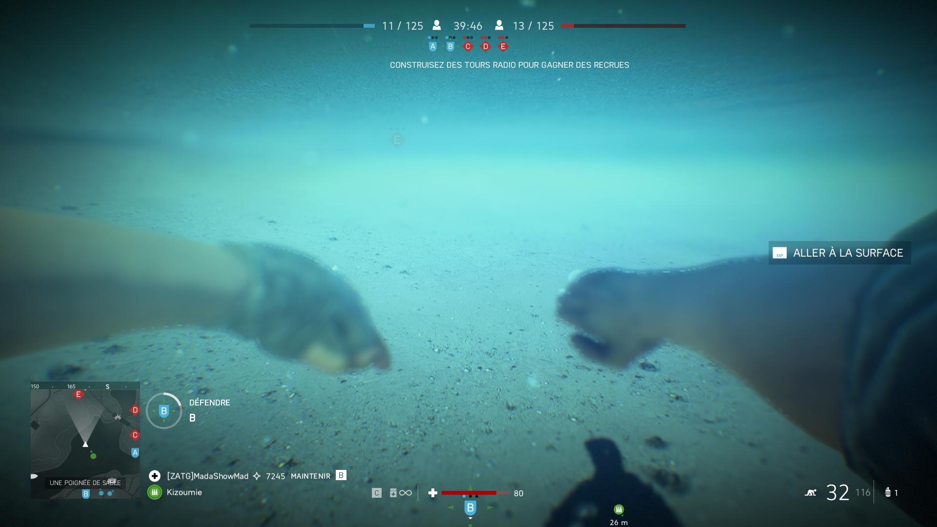 Battlefield V - Dans L'eau
