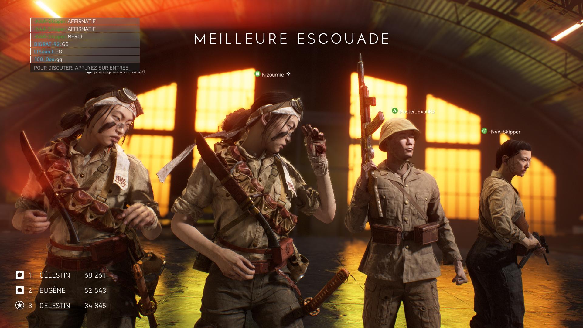 Battlefield V - Top Team