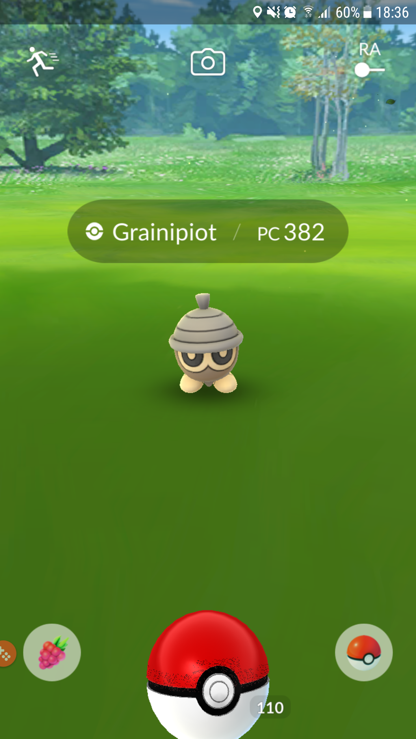Pokémon Go - Grainipiot - Pc 382